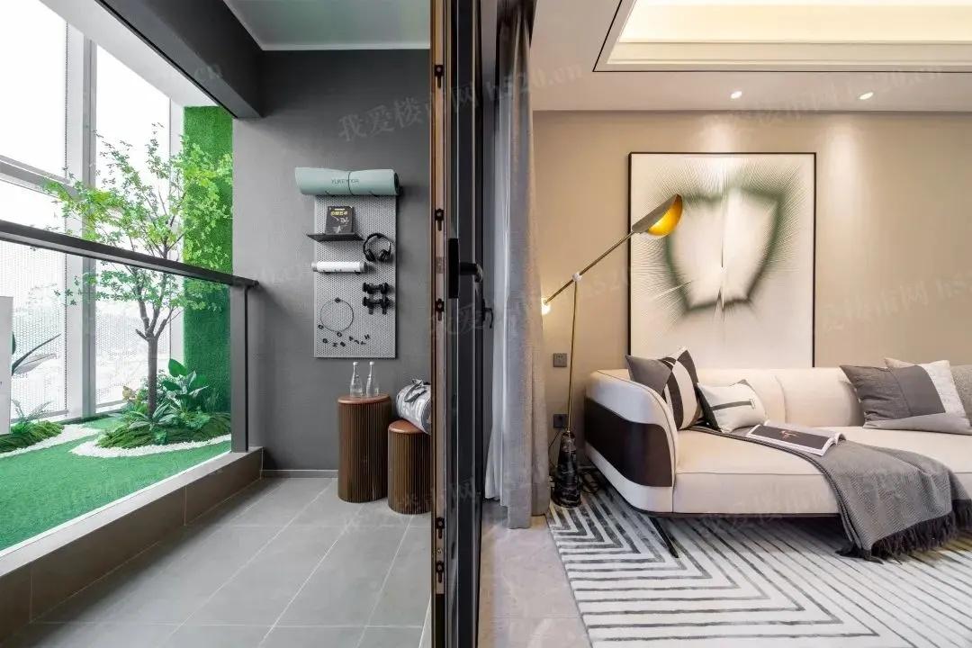 绿城·桂语映月创意板房实景图