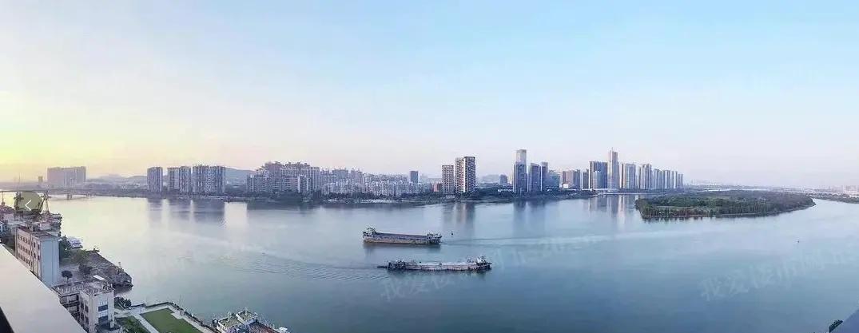 德胜河实景