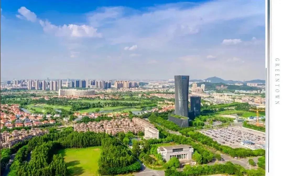 北滘实景图