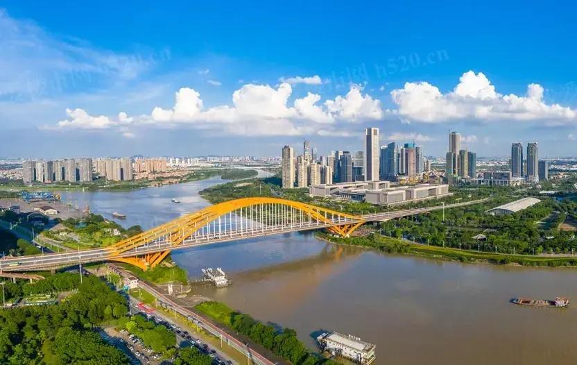 东平河照片