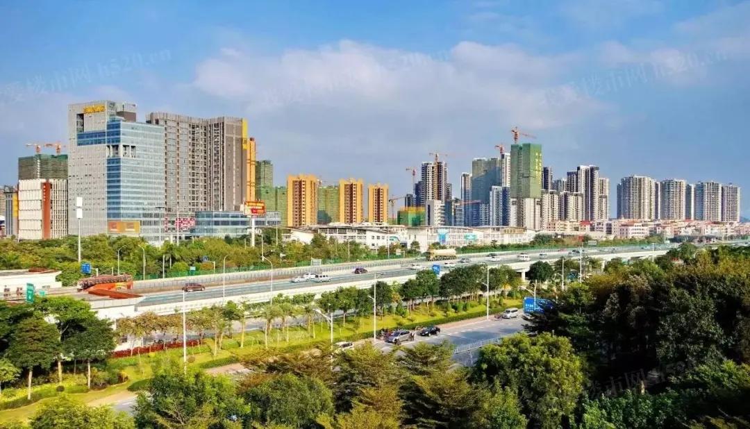 三水新城实拍图