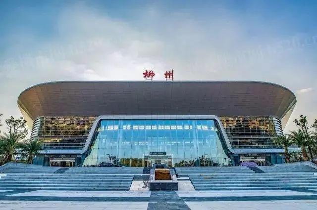 柳州机场图