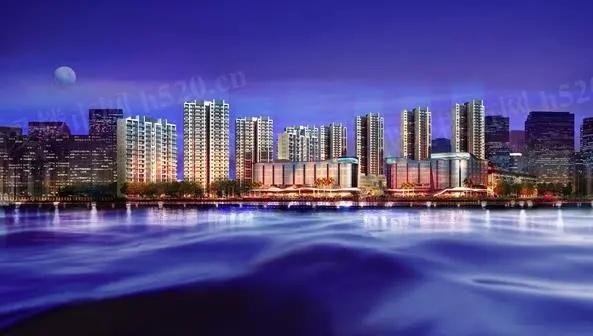 碧桂园·十里江湾效果图2