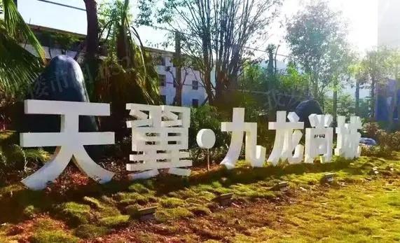 天翼·九龙尚城实景图