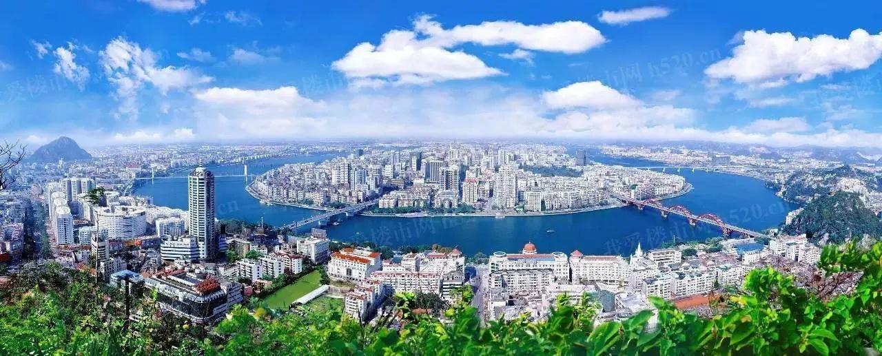 柳州广景图
