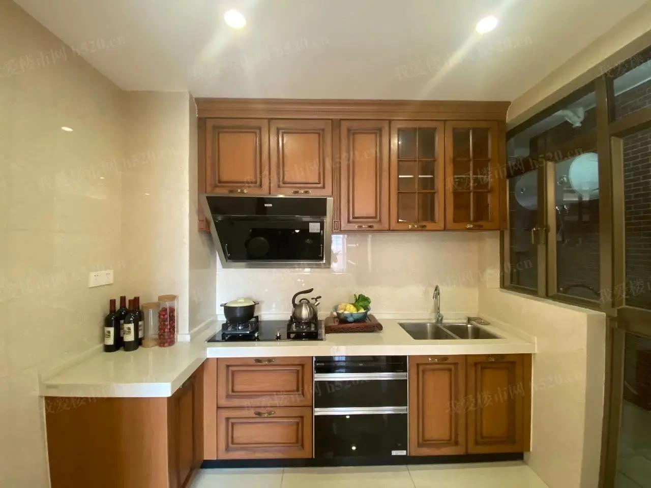 145㎡厨房+生活阳台