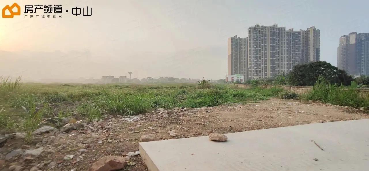 富元君悦湾地块现状