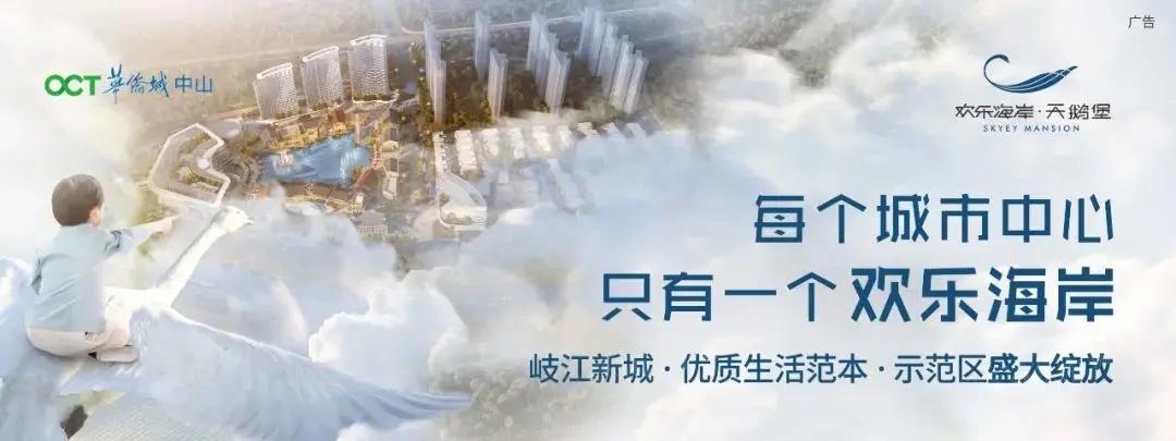 欢乐海岸·天鹅堡宣传图