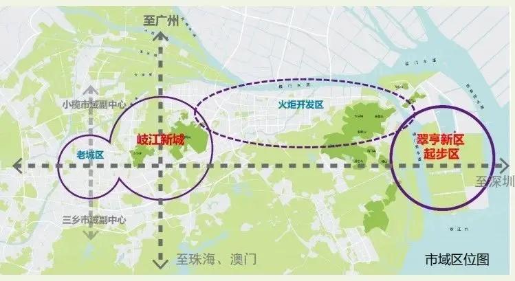 市域区位图
