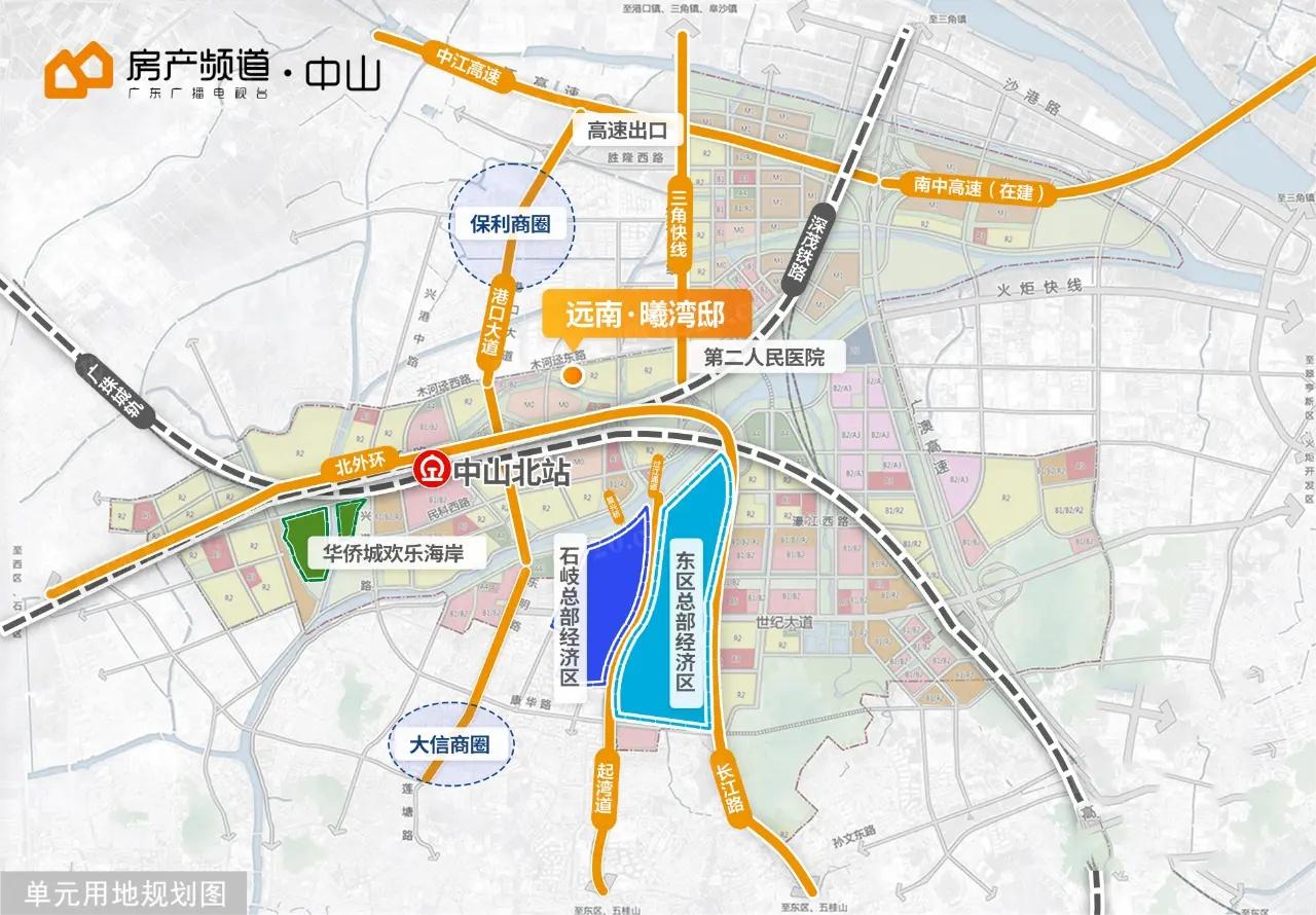 项目交通网络