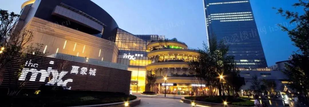 深圳的商业地标万象城
