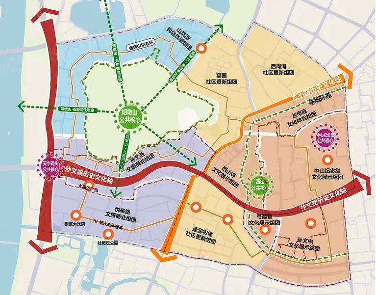 孙文西路历史文化街区升级改造