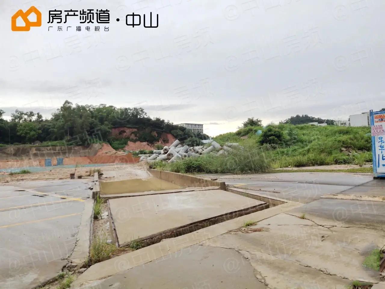 富逸城桂路地块现状