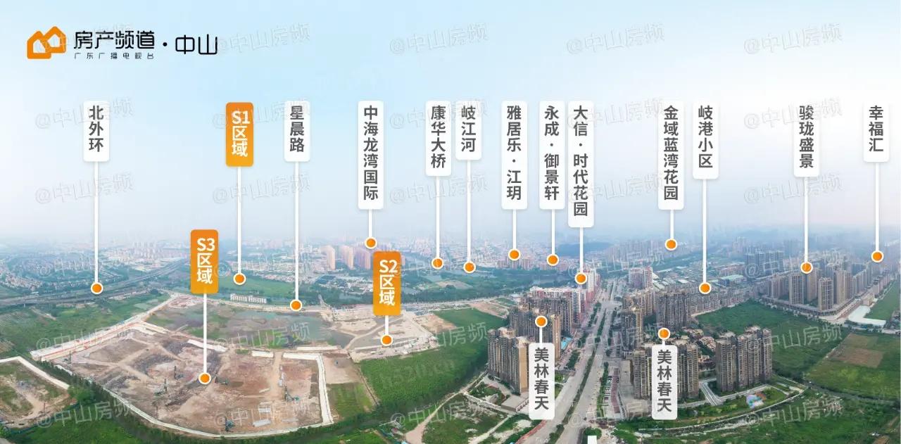 华侨城周边楼盘